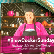 #SlowCookerSunday Cookbook by T-Mobile CEO John Legere