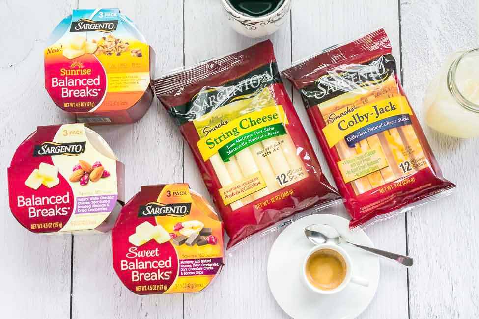 I fuel my day with Sargento® snacks from Harris Teeter. Sargento offers a variety of nutritious and delicious snacks that help me to eat better and feel better about what I am putting in my body.