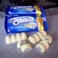 OREO Cookies & Creme Chocolate Candy Bar – My New Favorite Sweet Treat!