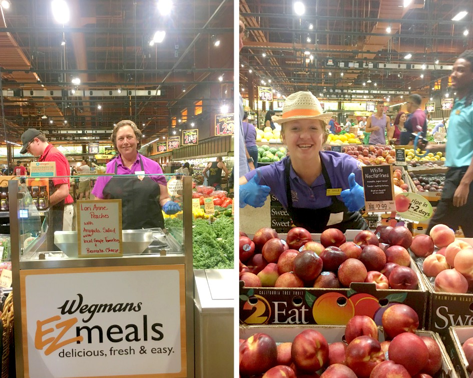 Summer Fruit Fest event at Wegmans 2019