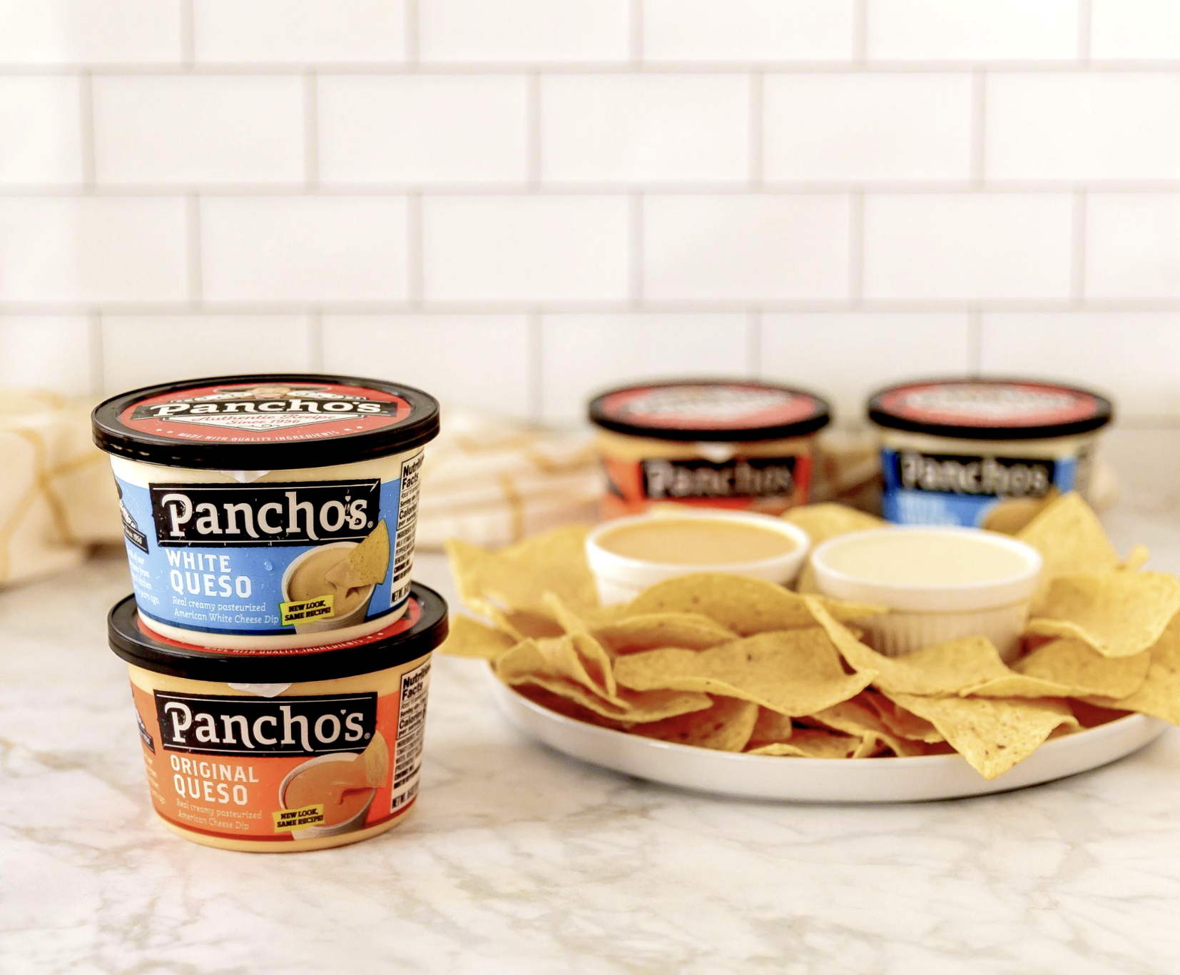 Pancho's Queso Dip