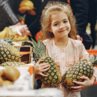 Say Aloha to Fun Learning with a Pineapple