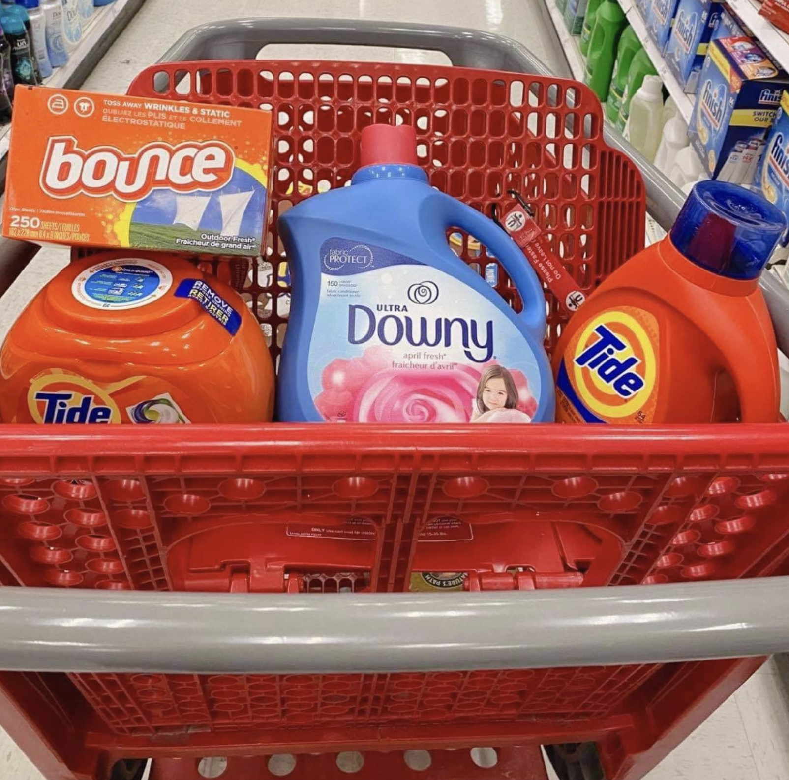 Target Gift Card Promo On P G Laundry Care Items Hip Mama S Place