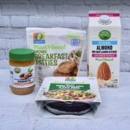 Budget-Friendly and Delicious Plant-Based Products from O Organics® and Open Nature® at Safeway
