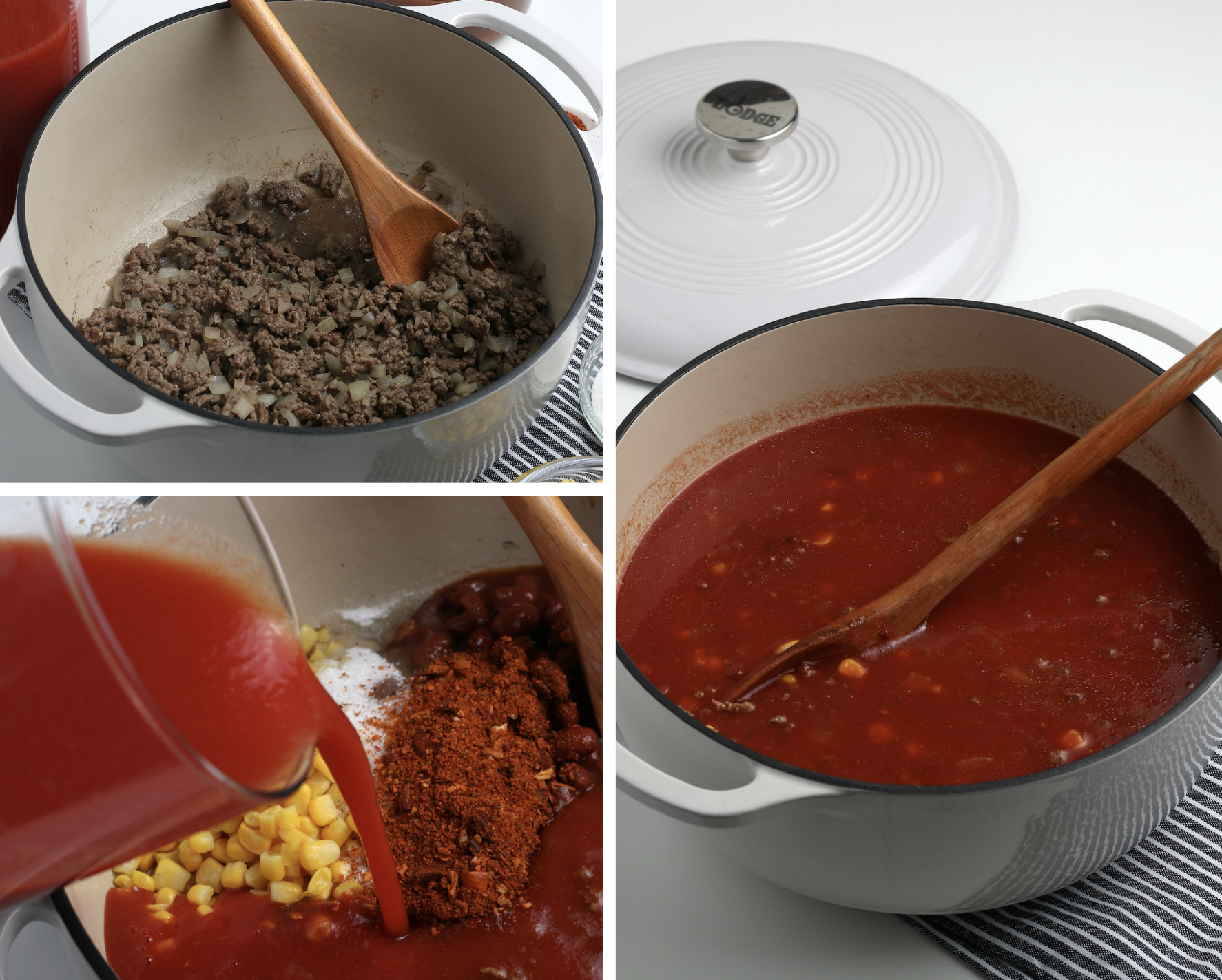easy taco soup recipe