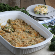 Easy Chicken Divan Casserole