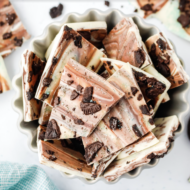 Mint Chocolate Bark