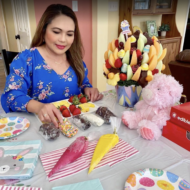 Edible's Happy Easter Dipping Kit + Easter Gift ideas from Edible Arrangement