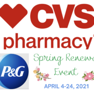 Spring Renewal Savings Event at CVS This April