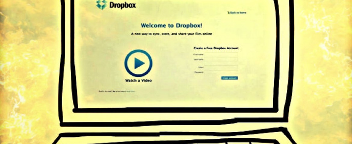 Dropbox Unfolding: The Smart Way for a Great Startup