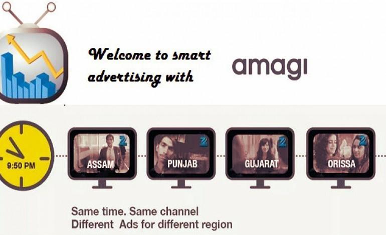 Amagi Media Labs - Making TV ads more affordable.