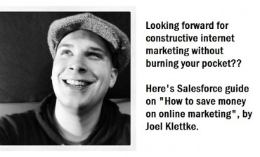 How to save money on online marketing