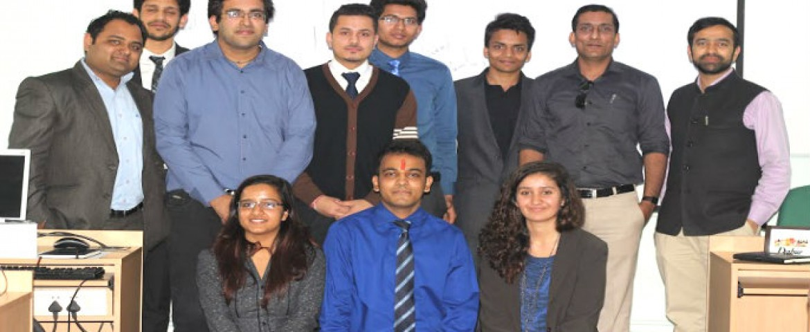 Startup Skirmish – First SRCC startup event which ignited spark in youth