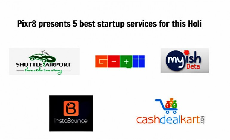 5 Best startup services for this Holi