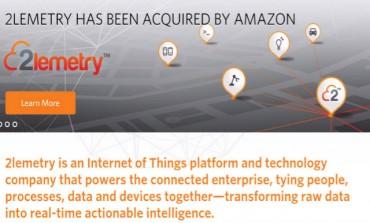 Amazon acquiresInternet of Things platform2lemetry