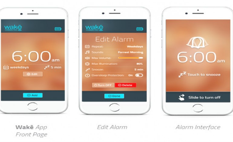 This Alarm will never disturb you