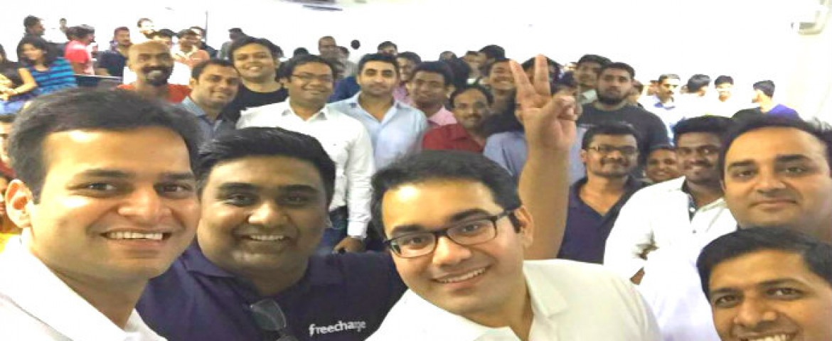 Snapdeal acquires Freecharge in biggest Indian M&A