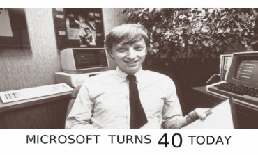 Bill Gates letter to Microsoft employees on 40th anniversary