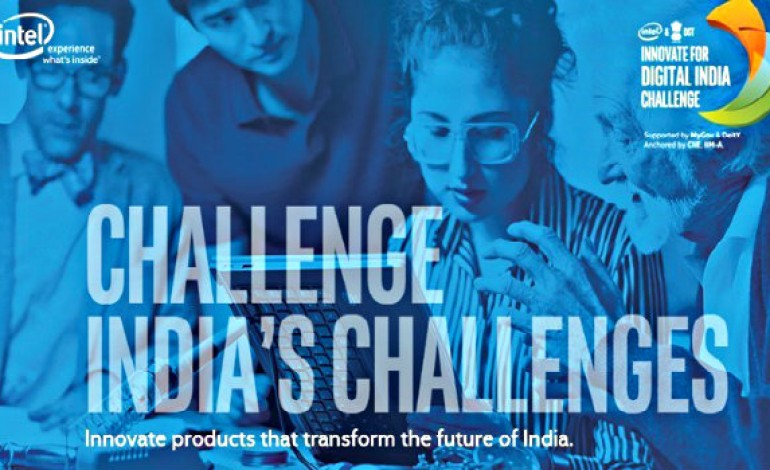 What is Digital India and How Intel supports the Digital India Vision?