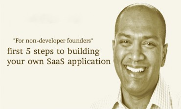 first 5 steps to building your own SaaS application by Mukund Mohan