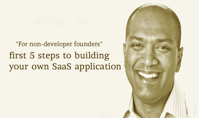 5 steps to building your own Saas app