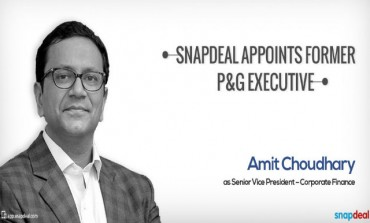 Snapdeal gets Amit Choudhary as Sr VP of finance