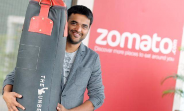 Zomato entering into online food business