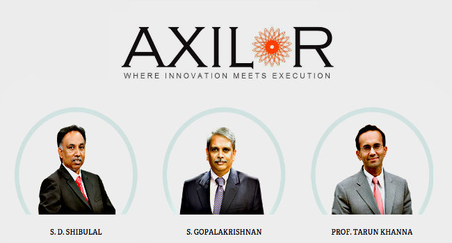 axilor ventures founding team