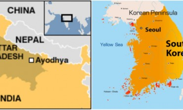 Earlier the princess now Ceragem strengthens South Korea- Ayodhya's  relations