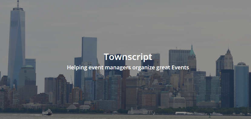 towncript as a new product