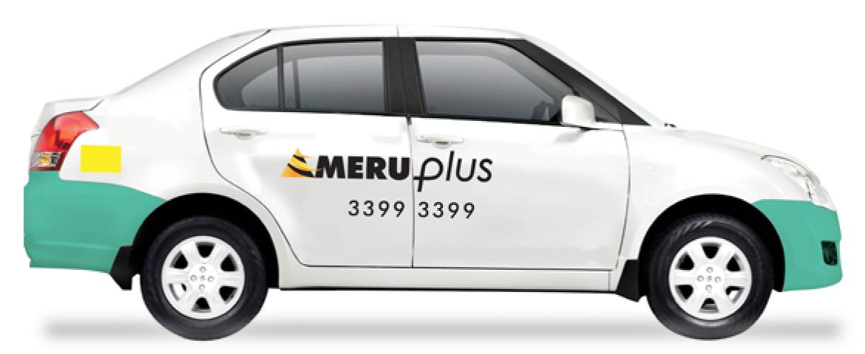 Meru started 'CarPool' service across country
