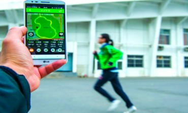 Craze of using Fitness apps rises in China