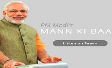 Indian PM Modi's 'Mann Ki Baat' Available on Saavn App
