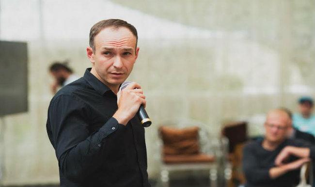 Helpcrunch founder sergev