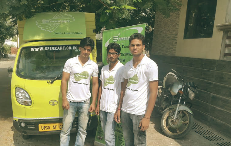 spinkart team
