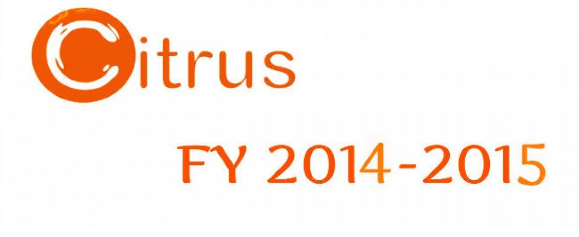 CITRUS PAYMENT RECORDS 200% GROWTH IN REVENUES IN FY 2014-15