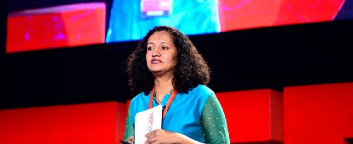 """Hemal Trivedi – The lady who shows the story of most redicalized Madrasa in Pakistan """"Red Mosque"""""""