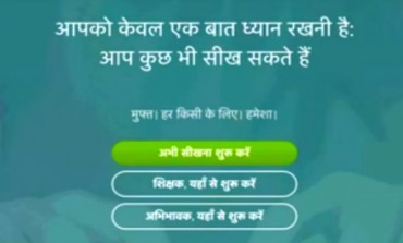 Khan Academy Launched in Hindi Version