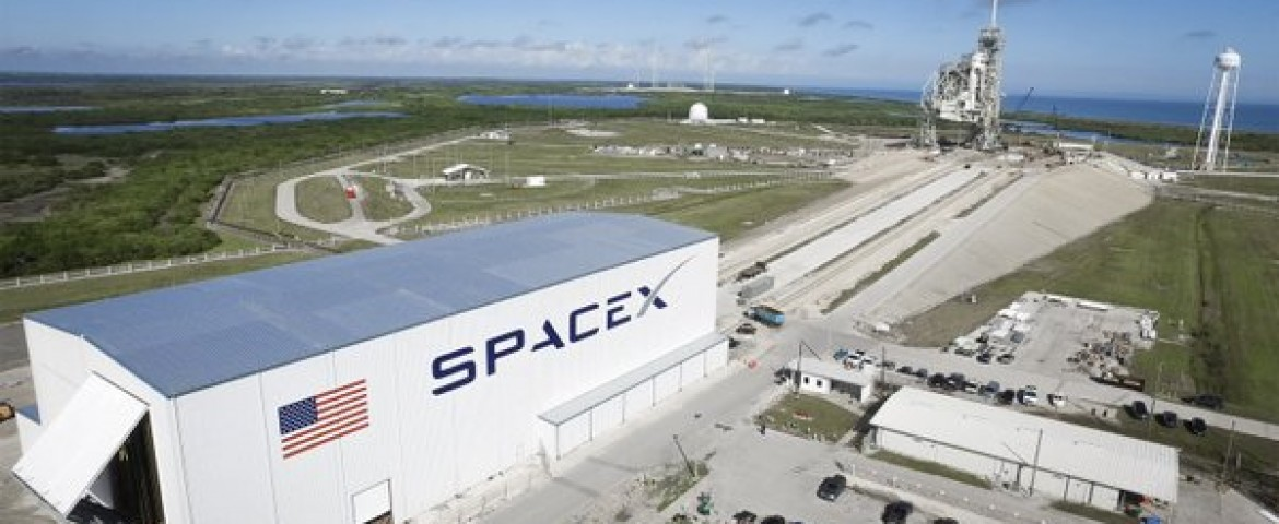 SpaceX made history, returned the company's Falcon 9 rocket to Earth, landing it vertically