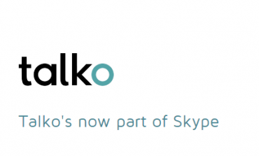 Talko, a mobile app for business team communications acquired by Microsoft