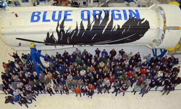 Jeff Bezos' Space Company Blue Origin Successfully Re-flies, Lands Rocket