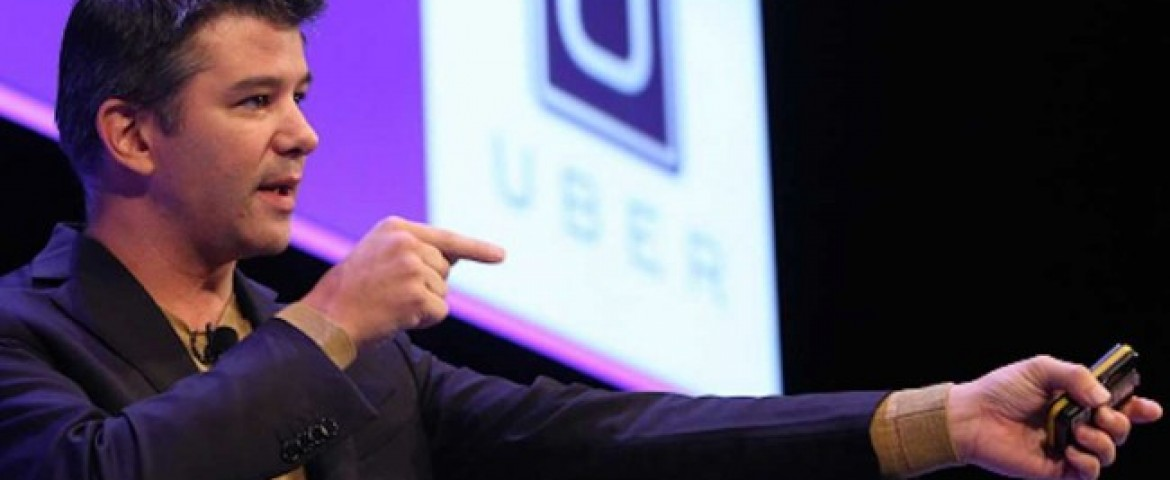 Now Uber's Chief Legal Officer Set To Leave The Company