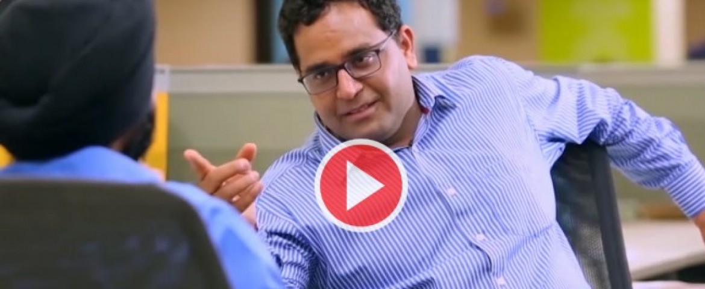 Meet Baap of Paytm – Vijay Shekhar Sharma