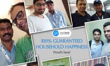 With 10,000 Orders Per day, TaskBob Raised $4 million From Ivy Cap Ventures