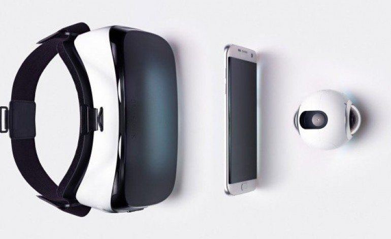 Pranav Mistry, Global VP Samsung Launched Gear 360 Camera
