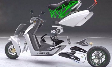 "Ather ""The Tesla"" of India Unveiled Ather S340 Scooter"