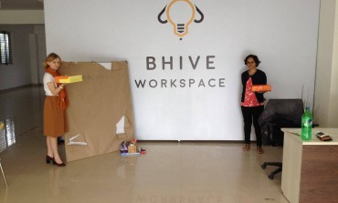 Bangalore Based Bhive Workspace Raised Angel Funding