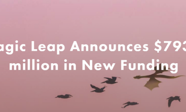Magic Leap Announces $793.5 Million Fresh Funding Led By Alibaba Group