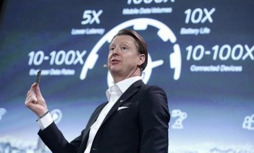 5G, IoT, Cloud Will Disrupt Every Industry in 2016: Hans Vestberg, Ericsson CEO