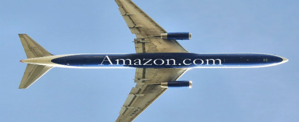 Amazon Acquire 20 Boeing 767 Aircraft For It's Air Delivery Network